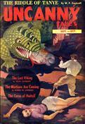 Uncanny Tales (Adam, 2nd Series) #21