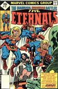 The Eternals #17 Variation A