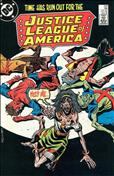 Justice League of America #249