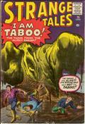 Strange Tales (1st Series) #75