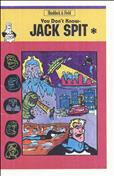 You Don't Know—Jack Spit #1 Ashcan Edition