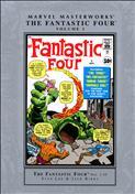 Marvel Masterworks: The Fantastic Four #1 Hardcover - 2nd printing