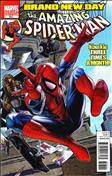 The Amazing Spider-Man #647 Variation A