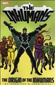 Inhumans: The Origin of the Inhumans #1