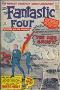 Fantastic Four (Vol. 1) #13