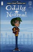 Oddly Normal (Image) #1  - 2nd printing