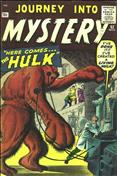 Journey into Mystery (1st Series) #62