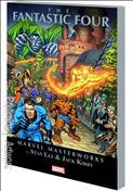 Marvel Masterworks: The Fantastic Four #9
