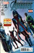All-New, All-Different Avengers #5  - 2nd printing