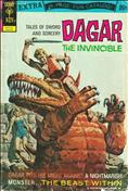 Dagar the Invincible (Tales of Sword and Sorcery…) #2 Variation A