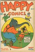 Happy Comics #9