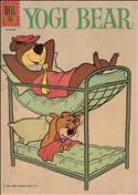 Yogi Bear (Gold Key) #4