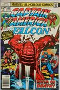 Captain America (UK Edition) #208