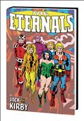 Eternals by Jack Kirby Monster-Size #1 Hardcover
