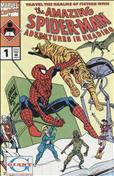 Adventures In Reading Starring the Amazing Spider-Man (Vol. 1) #1 Variation C
