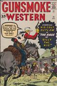 Gunsmoke Western #71