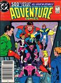 Adventure Comics #500
