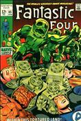 Fantastic Four (Vol. 1) #85