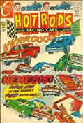 Hot Rods and Racing Cars #103