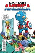 Captain America (7th Series) #1 Variation B