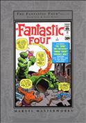 Marvel Masterworks: The Fantastic Four #1  - 2nd printing