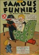 Famous Funnies #12
