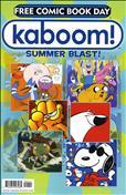 Kaboom! Summer Blast Free Comic Book Day #2013
