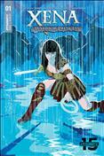 Xena: Warrior Princess (4th Series) #1 Variation E