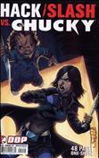 Hack/Slash vs. Chucky #1 Variation B
