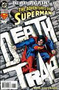 Adventures of Superman #517