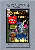 Marvel Masterworks: The Fantastic Four #3 Hardcover - 2nd printing