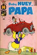 Baby Huey and Papa #1