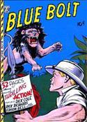 Blue Bolt #90