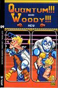 Quantum and Woody! (3rd Series) #9 Variation D