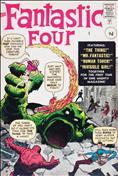 Fantastic Four (UK Edition, Vol. 1) #1