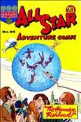 All Star Adventure Comic #85