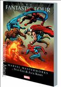 Marvel Masterworks: The Fantastic Four #8