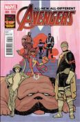 All-New, All-Different Avengers #1 Variation G