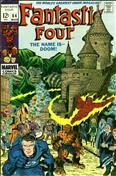 Fantastic Four (Vol. 1) #84