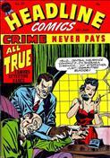 Headline Comics #25