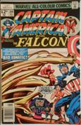 Captain America (UK Edition) #209