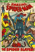 The Amazing Spider-Man #105
