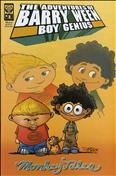 Adventures of Barry Ween, Boy Genius 3: Monkey Tales #4