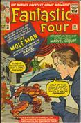 Fantastic Four (Vol. 1) #22