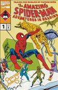 Adventures In Reading Starring the Amazing Spider-Man (Vol. 1) #1 Variation D