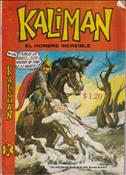 Kalimán El Hombre Increíble #426
