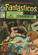 4 Fantásticos, Los (La Prensa) #52