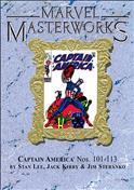 Marvel Masterworks: Captain America #3 Variation A
