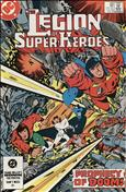 The Legion of Super-Heroes (2nd Series) #308