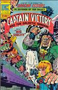 Captain Victory and the Galactic Rangers #11